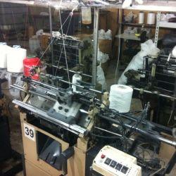 Производство  рабочей перчатки ХБ с ПВХ 5