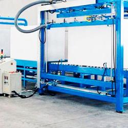 Завод по производству пенополистирола (пенопласт) 1