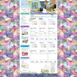 Интернет-магазин товаров для рукоделия Супер-рукодельница 1