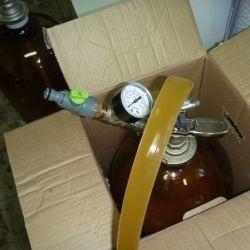 Мини пивоварня 4