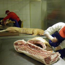 Пищевое производство (мясоперерабатывающий цех) 6