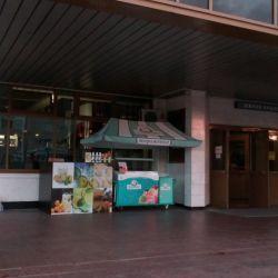 Кафе и павильоны на ЖД вокзале  2