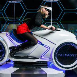 Клуб виртуальной реальности VR 3