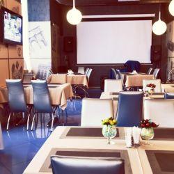 САО Кафе – столовая  в Бизнес  Центре 3