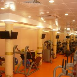 Фитнес клуб 290 м² 2