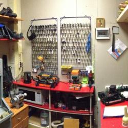 Готовый бизнес, ремонт обуви, изготовление ключей 1