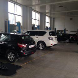 Автосалон. Диллер Nissan и Datsun. Собственность. 5