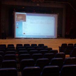 Мобильный 3D-кинотеатр