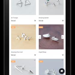 Интернет-магазин с доходом + Android - приложение  и Инстаграм 6