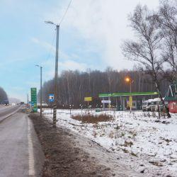 АЗС 99 КМ Киевское шоссе М3, Фед. трасса, земля в собственности 5