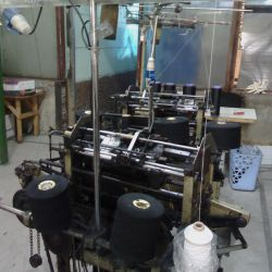 Производство вязаных перчаток 3