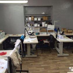 Швейное производство и 2 магазина