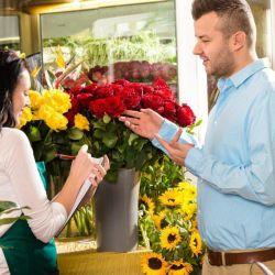 Продам магазин цветов. Стабильность. От 50 тысяч прибыли. 1