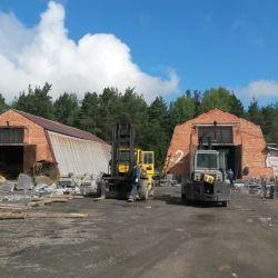 Камнеобрабатывающее предприятие, цех камнеобработки полного цикла 13