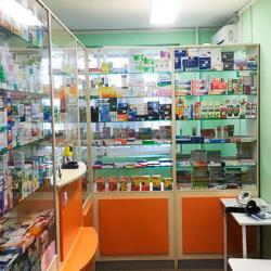 Аптека в строящемся районе Москвы 1