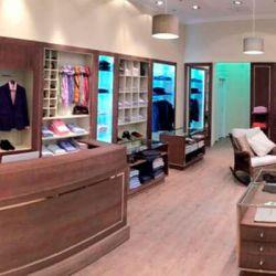 Эксклюзивный бутик итальянской мужской одежды 2
