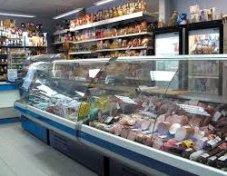 Сеть продовольственных магазинов 1