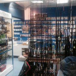 Магазин все для рыбалки и туризма 2