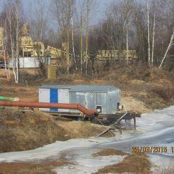 Дробильно-сортировочная фабрика 1