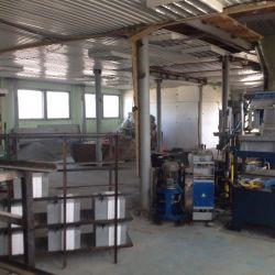 Завод бетонных вибропрессованных стройматериалов 5