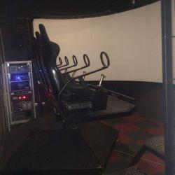 Кинотеатр 9D 2