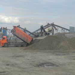 Производство инертных материалов и бетона. 3
