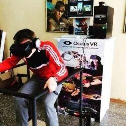 Аттракцион виртуальной реальности Oculus Rift DK2 2