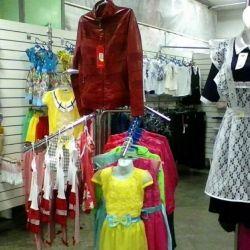 Торговый павильон одежды 1