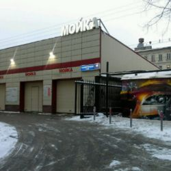 Автомойка в центре Москвы с клиентской базой 1