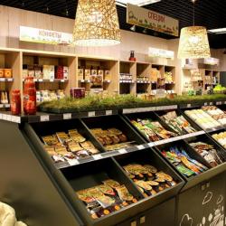 Популярный магазин здорового питания 1