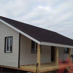 Строительство каркасных домов, пр-во домокомплекто 2