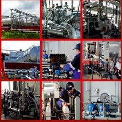 Оборудование для производства Тосола, Антифриза, теплоносителя, стеклоомывающей жидкости, автошампун 1