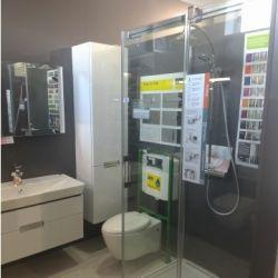Салон сантехники с интернет магазином 3