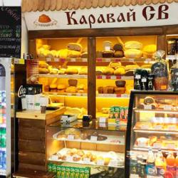 Магазин хлебобулочной продукции по франшизе крупной сети 1