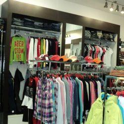 Магазин женской и мужской джинсовой одежды