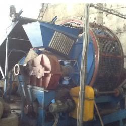 Производство по переработке автошин в резиновую крошку
