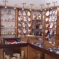 бизнес торговля изделиями из серебра и камня 1