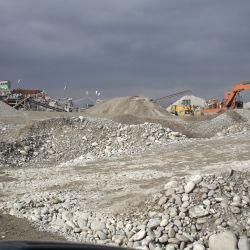 Действующий завод по добыче и переработке ПГС (песчано-гравийные смеси(щебень и отсев)) 12