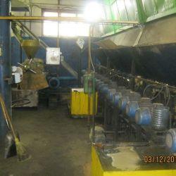 Производство нерафинированного масла 2