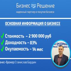 Магазин хозяйственных товаров на Северо-Западе Москвы 3