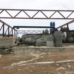 Круглогодичный бетонный завод со стабильным доходом 10