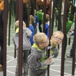 Зеркальный лабиринт 4