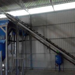 Цех по производству газосиликатных блоков 5