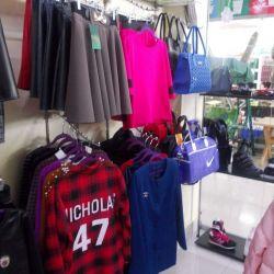 Магазин молодежной женской одежды 1
