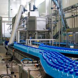 Производство артезианской воды  3 линии розлива 1