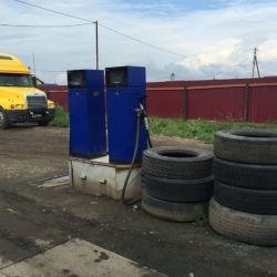 Автокомплекс по обслуживанию грузовых авто 3