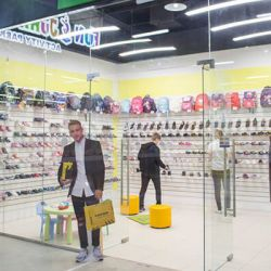 Перспективный магазин детской ортопедической обуви 1