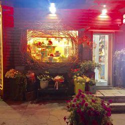 Цветочный магазин на Рублевке. Место бомба 1