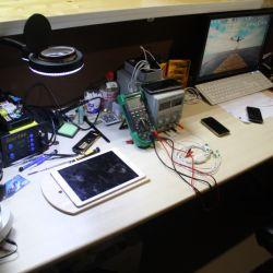 Cервисный центр по ремонту телефонов, ноутбуков, компьютеров 1