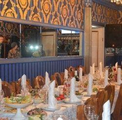 Ресторан с залом караоке 1
